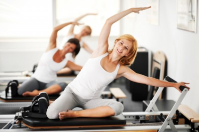 Gym Exercise Pilates