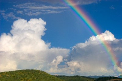 rainbow, answered prayer, need a miracle, I need a miracle, get a miracle