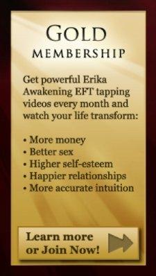 advanced eft tapping therapy videos erika awakening