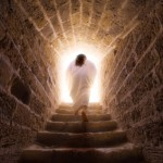 Christ is risen, resurrection, heaven on earth, God loves you, God loves me